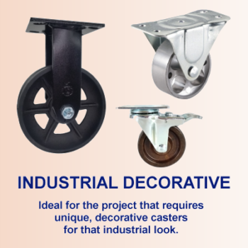 industrial decorative