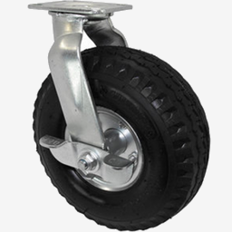 Pneumatic, Ever-Roll and Eco-Rubber Casters
