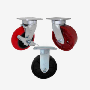 27/28/39/DT Medium Duty Series Casters