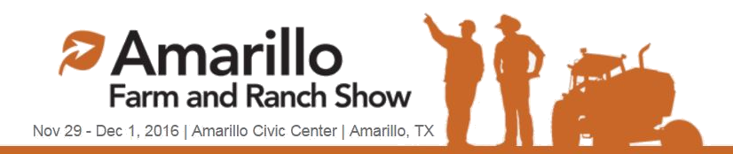2016 Amarillo Farm and Ranch Show